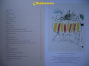 JOAN MIRO LITÓGRAFO ---- TOMO 5 : 1972 - 1975 [ Catalogue Raisonné, Complete Works ] ...
