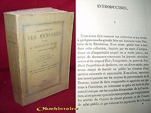 Mémoires sur les Comités de Salut public, de Sûreté géné...