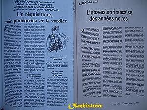 Chronique du Procès Barbie pour servir la mémoire.: GAUTHIER ( Paul ) [ Textes ...