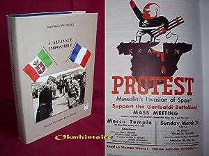 L'Alliance impossible. Diplomatie et outil militaire dans les relations franco-italiennes ( ...