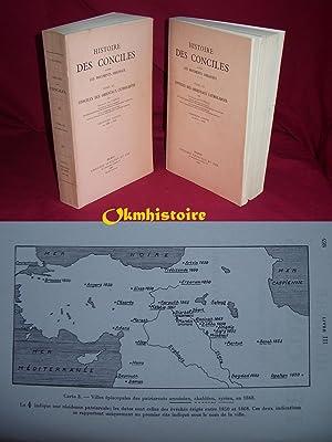 CONCILE DES ORIENTAUX CATHOLIQUES . DE 1575 à 1949 ------------ 2 volumes /2. [ ...