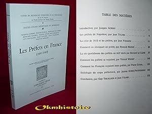 Les Préfets en France (1800-1940 ): COLLECTIF ( Jacques Aubert , Pierre Guiral , Bernard Le ...