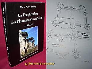 Les fortifications des Plantagenêts en Poitou : 1154-1242: BAUDRY ( Marie-Pierre )
