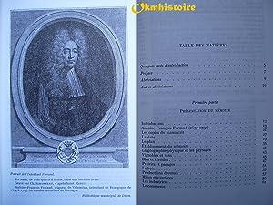 L'Intendance de Bourgogne à la fin du XVIIe siècle : édition critique du ...