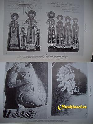 La Peinture murale bysantine à la fin du Moyen Âge ----------- TOME 1: VELMANS ( Tania...