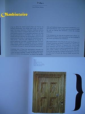 RICHARD ARTSCHWAGER ------------- [ Catalogue de l'exposition présentée au Mus&...