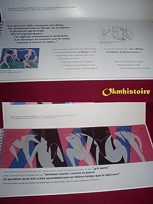 La Danse - Henri Matisse [Musée d'Art Moderne de la Ville de Paris].: MASSENET ( Sabine...