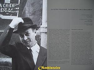 Jacques Villeglé: FELGINE ( Odile )
