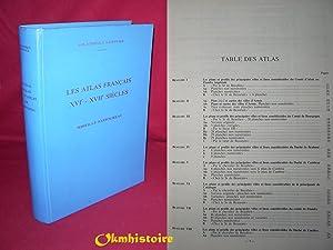 Les Atlas français, XVIe-XVIIe siècles: Répertoire bibliographique et é...