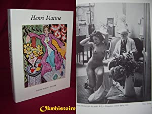 With Apparent Ease. HENRI MATISSE. Paintings from: DELECTORSKAYA ( Lydia