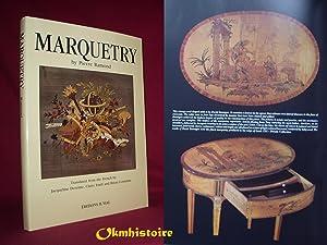 Marquetry.: RAMOND ( Pierre ).