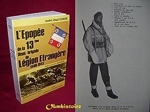 L'Épopée de la 13e Demi-brigade de Légion Étrangère 1940-...