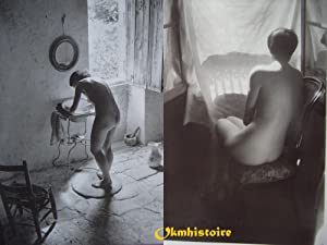 NUES - Willy Ronis son dernier coup d'oeil: SOLLERS ( Philippe ) [ WILLY RONIS ]
