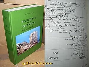 Recherches sur les Messapiens, IVe-IIe siècle avant J.-C.: LAMBOLEY (J.-L. ).