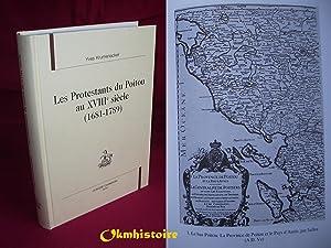Les protestants du Poitou au XVIIIe siècle: KRUMENACKER ( Yves