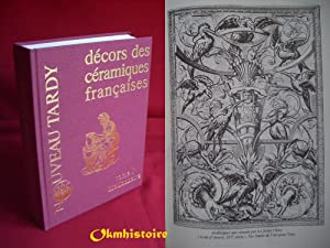 NOUVEAU TARDY - Poteries Faiences Marques - France/Tome Special . MARQUES: Tardy ]