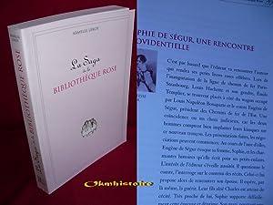 LA SAGA DE LA BIBLIOTHEQUE ROSE: LEROY ( Armelle )