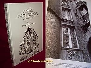 Entdecken sie die b cher der sammlung architecture for Dictionnaire des architectes