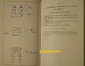 Recherches sur les superstitions en Chine -------- Tome 5 - Étude spéciale des ...
