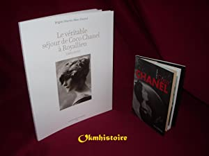 1 lot de 2 Volumes : Le véritable séjour de Coco Chanel à Royallieu ( 1905 - ...