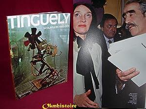 Jean Tinguely : Sculptures 1960-1990: HULTEN ( Pontus