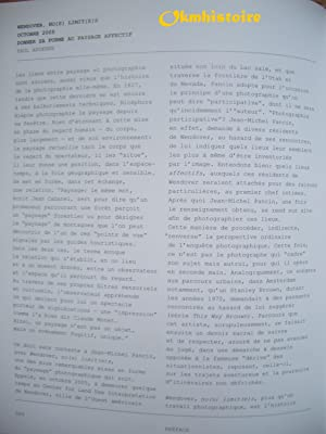Wendover - No(s) limite(s): PANCIN ( Jean-Michel )