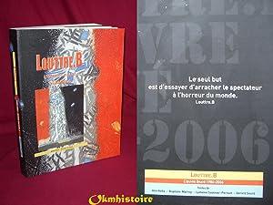 LOUTTRE B . L'oeuvre gravé 1984 -: Alin Avila &