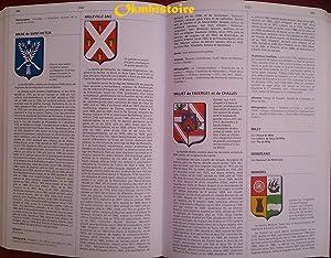 DICTIONNAIRE ET ARMORIAL DE LA NOBLESSE . ---------------- Tome 3 . [ Familles de L à O ] --...