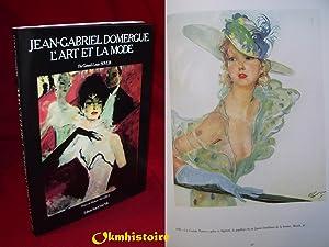Jean Gabriel Domergue, l'art et la mode: SOYER ( Gérard