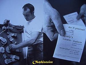 Bernard Blistène - Jean TINGUELY . Méta-Reliefs / Méta-Matics, 1955-1961:...