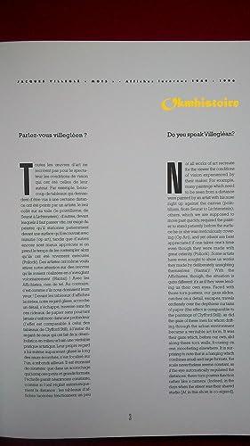 Jacques Villeglé - « Mots » Affiches lacérées 1949-1996 ----------...