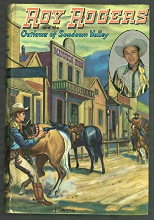 Roy Rogers and the Outlaws of Sundown Valley