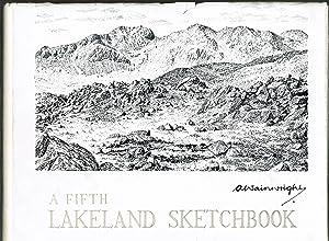 A Fifth Lakeland Sketchbook: A Wainwright