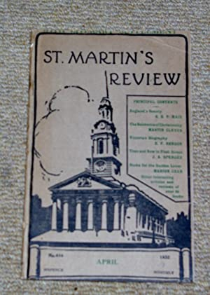 St Martin's Review