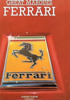Great Marques: Ferrari: Eaton, Godfrey (foreword by Jody Scheckter)