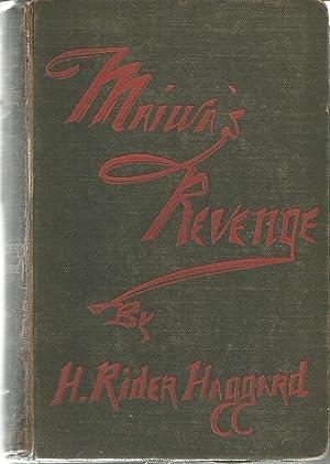 Maiwa's Revenge: Haggard, H Rider