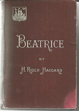 Beatrice: Haggard, H Rider