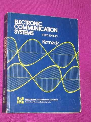 electronic communication system Electrical communication systems are designed to send messages or information  from a source that generates the messages to one or more.