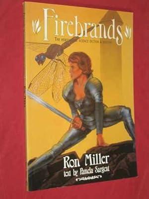 Firebrands : The Heroines of Science Fiction: Sargent, Pamela