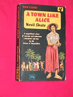 a town like alice From the excellent 1981 australian miniseries, based on the neville shute novel with bryan brown and helen morse i got the vhs tapes at amazoncom i hope.
