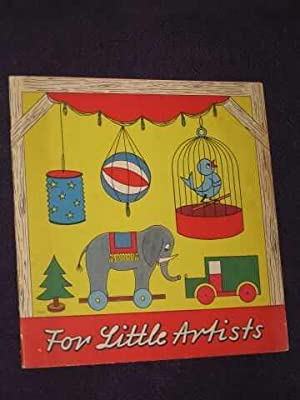 For Little Artists (colouring book): Various / Unstated