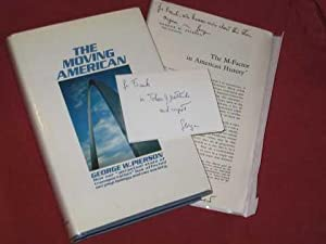 The Moving American (plus: The M-Factor in American History): Pierson, George Wilson