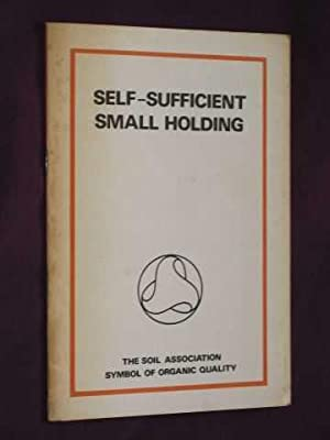 Self-Sufficient Small Holding