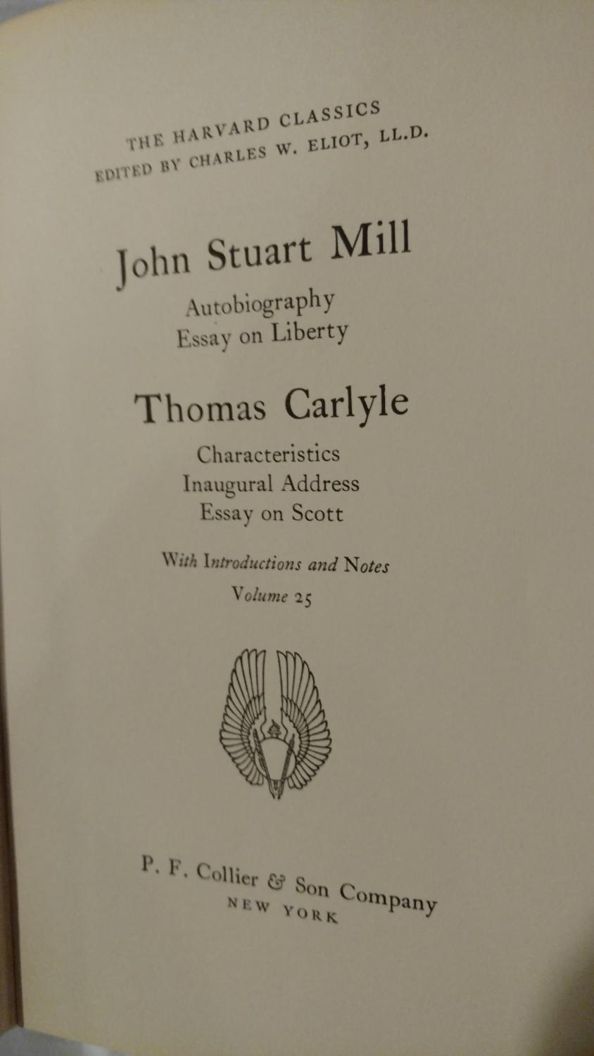 essay about liberty one generation away file statue of liberty  john stuart mill autobiography essay liberty thomas carlyle john stuart mill autobiography essay liberty thomas carlyle