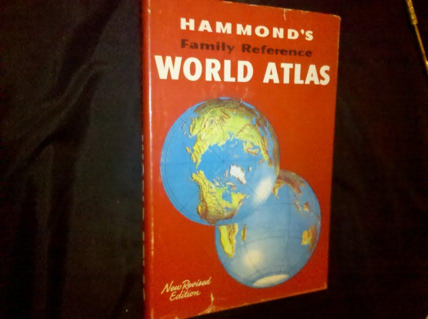 Hammonds family reference world atlas new revised edition by hammonds family reference world atlas new revised edition hammond gumiabroncs Choice Image