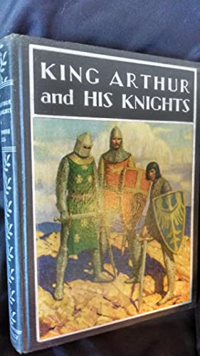 KING ARTHUR AND HIS KNIGHTS, A NOBLE: PHILIP SCHUYLER ALLEN