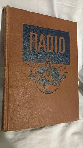 RADIO FOR MILLIONS: EDITORIAL STAFF POPULAR