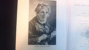 LIVES OF GIRLS WHO BECAME FAMOUS: SARAH K. BOLTON