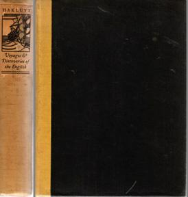 Hakluyt's Voyages: A Selection of the Principal: HAKLUYT, Richard /