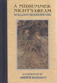 A Midsummer Night's Dream: SHAKESPEARE, William with